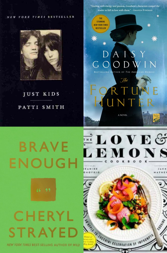 books for mother's day gifts | librarian style