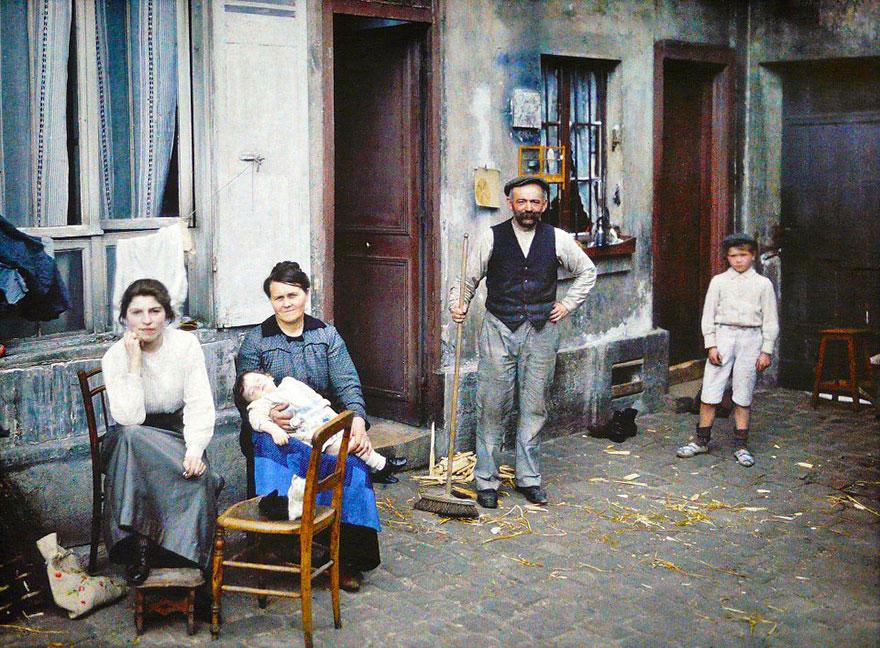 Párizs, 1914