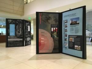 exhibition floor panels