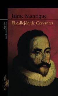 el-callejon-de-cervantes-jaime-manrique-paperback-cover-art