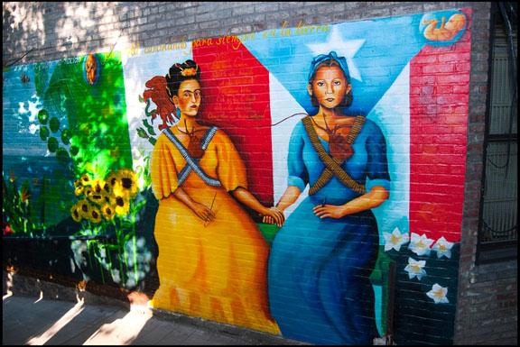Soladeras Mural