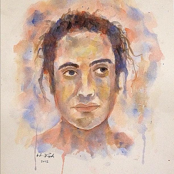 Autorretrato del poeta