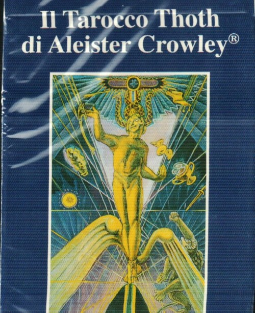 tarocchi di aleister crowley