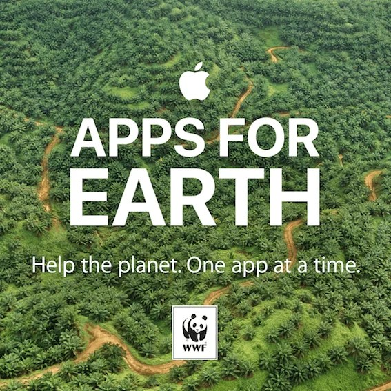 Apps for Earth 7
