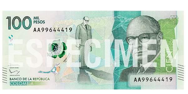 Doctor Vargas Lleras, déjese ver con la cara de su abuelo. Foto: Banco de la República