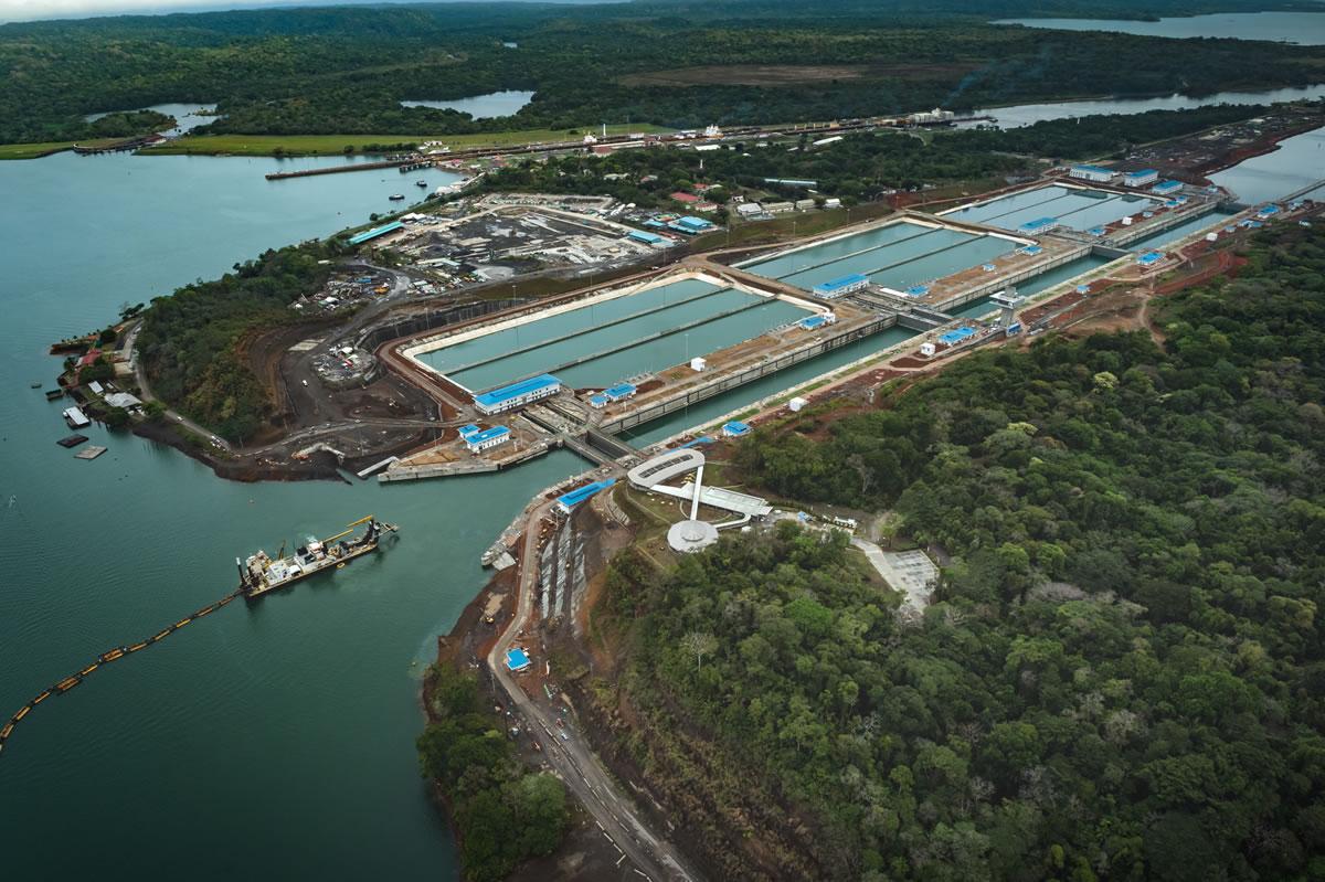 Ampliación del Canal de Panamá5