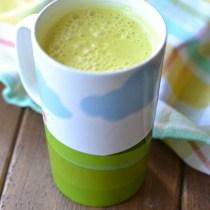 Sunny Healing Latte (AIP/Paleo/Refine Sugar-Free)