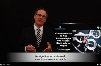 As Consequências da Não Apresentação das Razões Recursais no Pregão Presencial e Eletrônico