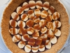 banana cream pie with salted caramel