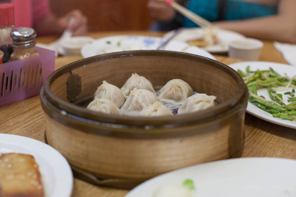 Shanghai Dumpling King // @lickmyspoon