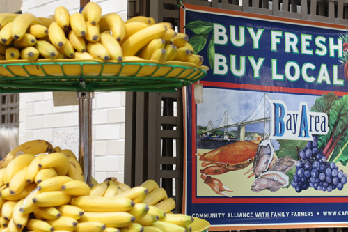 Bay Area: Buy Fresh Buy Local