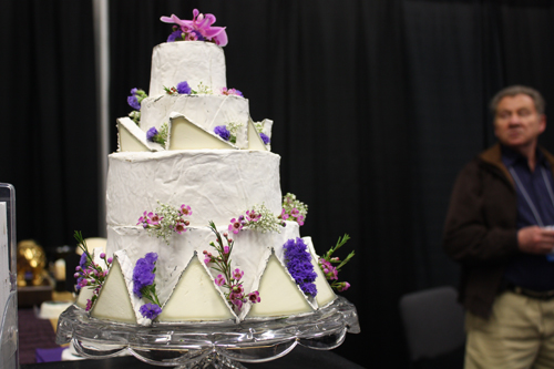Cypress Grove's different take on wedding cake