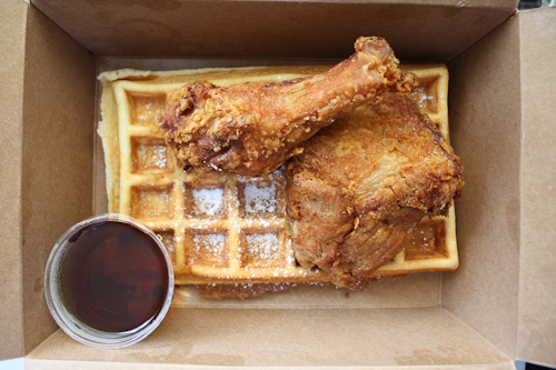 Chicken & Waffles, Little Skillet