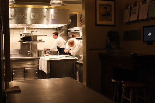 The French Laundry kitchen