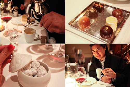 The French Laundry Mignardises
