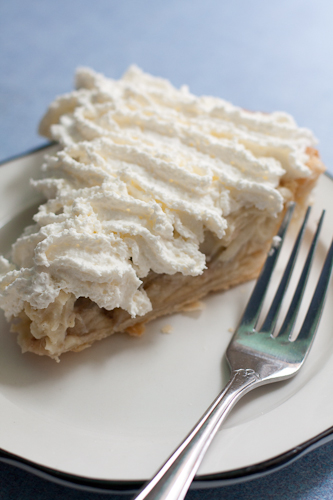 Banana Cream Pie, M. Wells