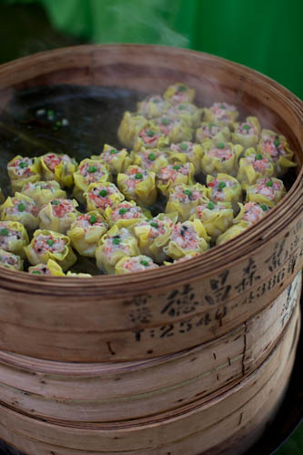Keahole Lobster Shumai (Pineapple Grill)