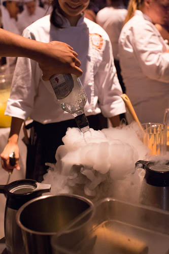 Liquid Nitrogen Daiquiris