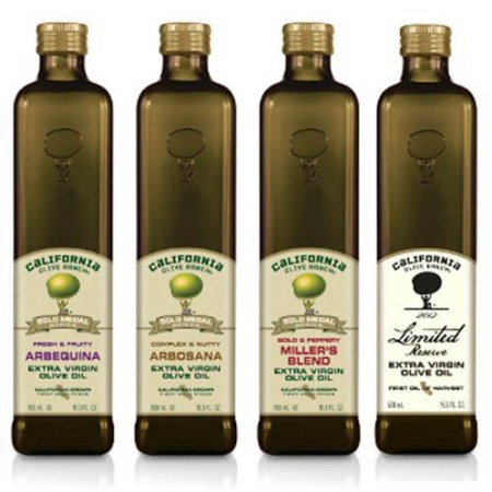 California Olive Ranch: EVOO Sampler