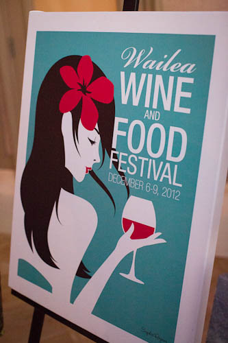 Wailea Wine and Food Festival // @lickmyspoon