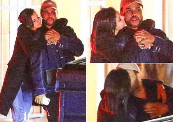 Selena Gómez y The Weekend Nuevo romance en puerta