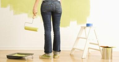 Consejos para pintar la casa antes de venderla