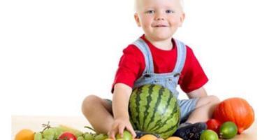 Los alimentos que necesita tu hijo para crecer imparable