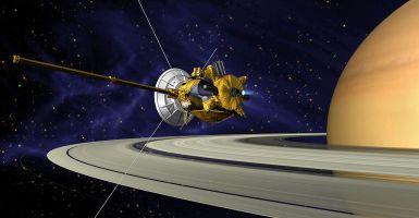 La NASA encuentra un lugar donde puede haber vida fuera de la tierra