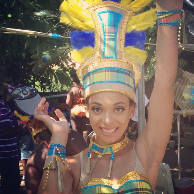 Happy New Year! #carnival #StKitts