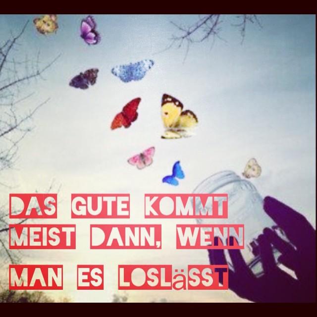 Lassen wir die Wünsche los... Guten Rutsch Ihr Lieben!❤ #satzVor2016 #Loslassen