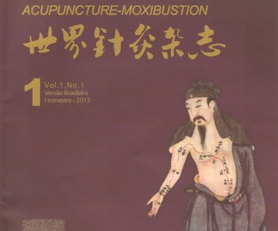 """World Journal of acupuncture and Moxibustion"" Portuguese version was published in Brazil"