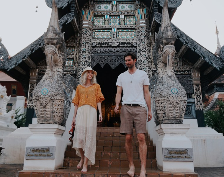 Chiang Mai, Thailand is a digital nomad hot spot