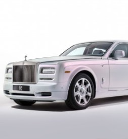 Rolls-Royce Serenity EWB Phantom Photo: James Lipman / jameslipman.com