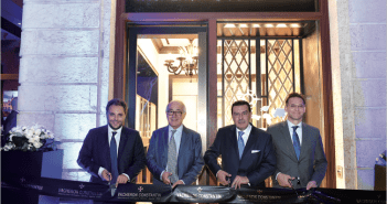 World's oldest watchmaker opens boutique in Beirut