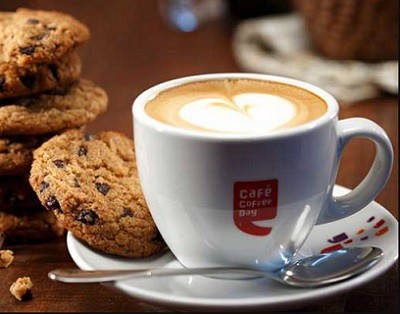 Cafe Coffee Day - from bean to the cup