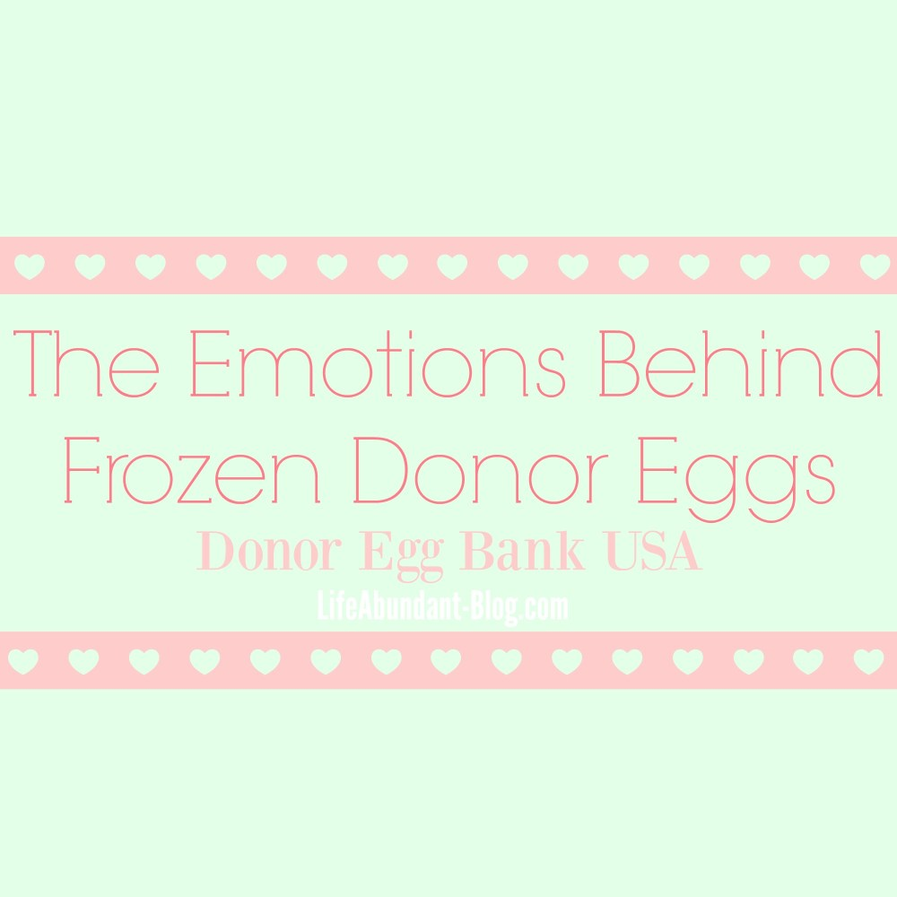 Donor Egg Bank USA guest post