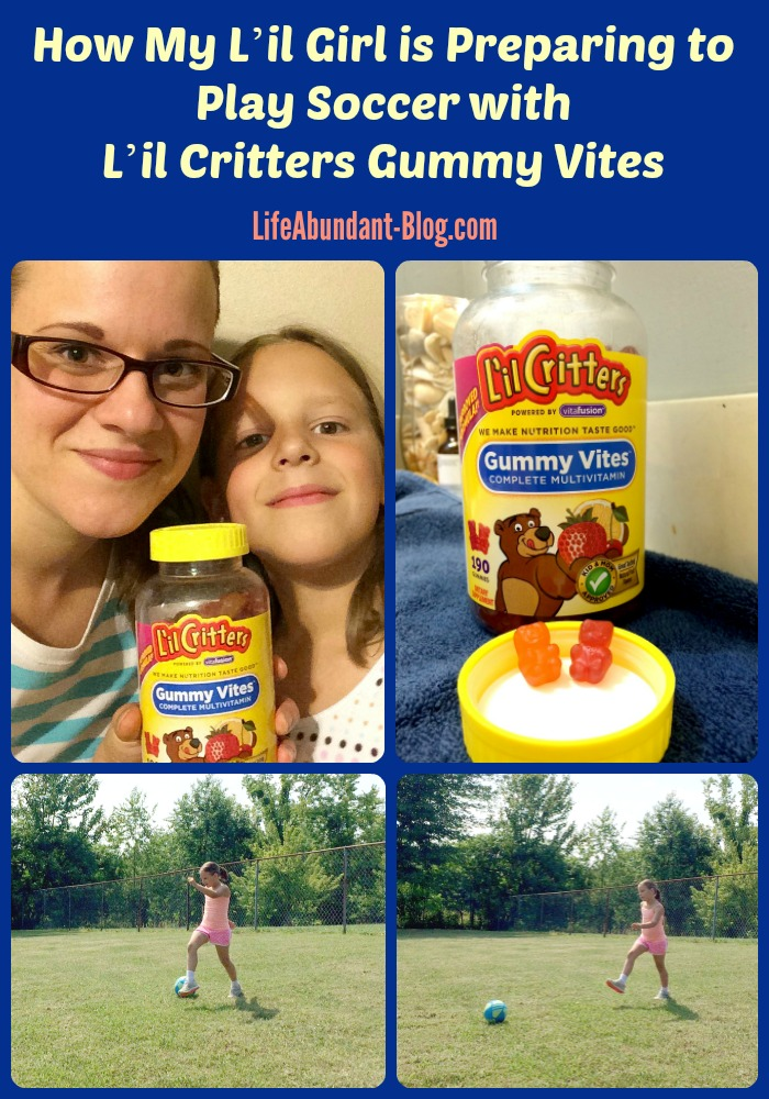 Lil Gritters Gummy Vites vitamins sponsored post