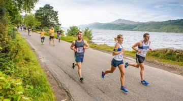 Runners limber up for 15th anniversary edition of Baxters Loch Ness Marathon and Festival of Running this weekend