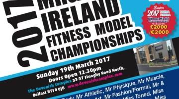 NIFMA Mr & Miss IRELAND Fitness Model Championships