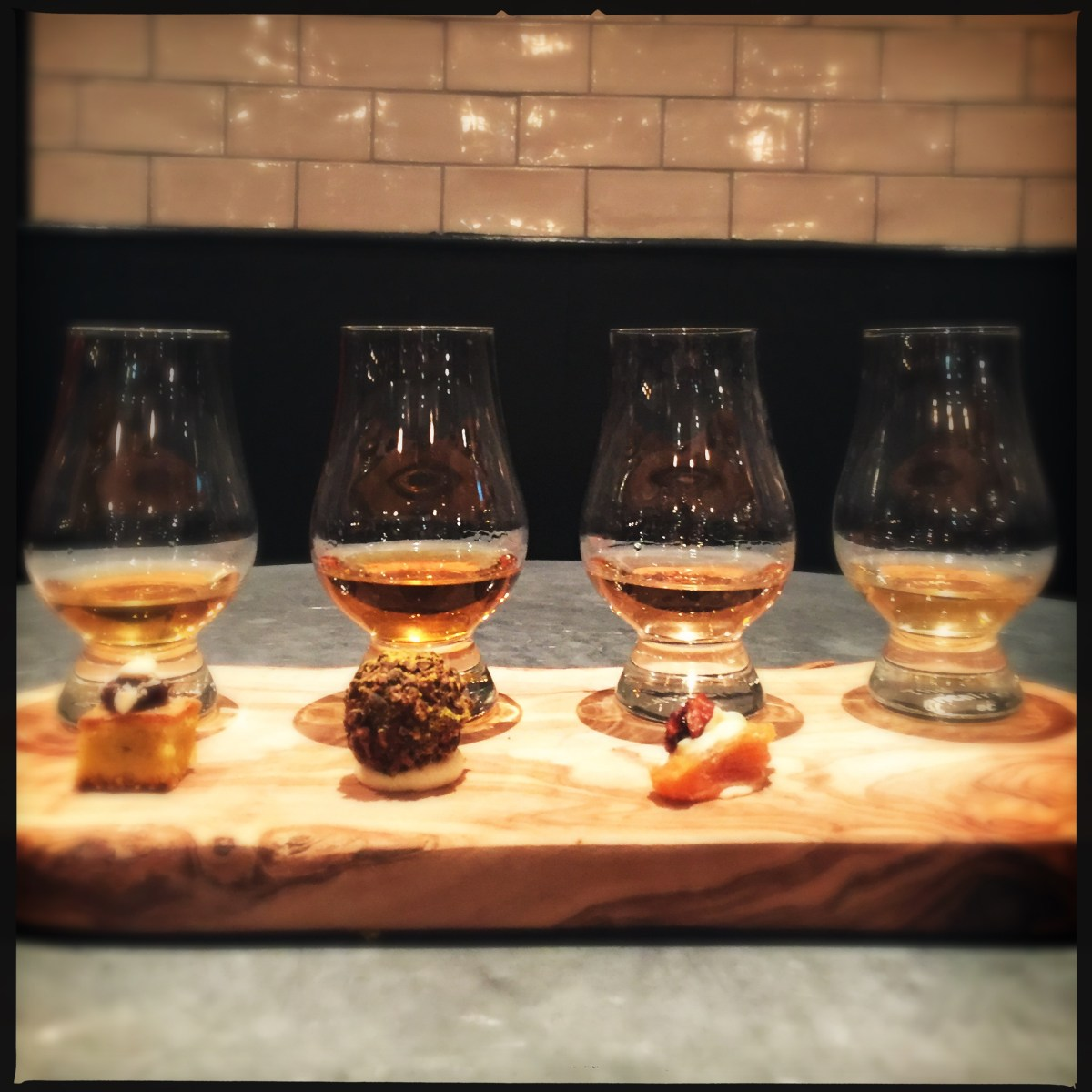 Celebrate #BurnsNight with Whiskey and Dessert Pairings at Fifteen