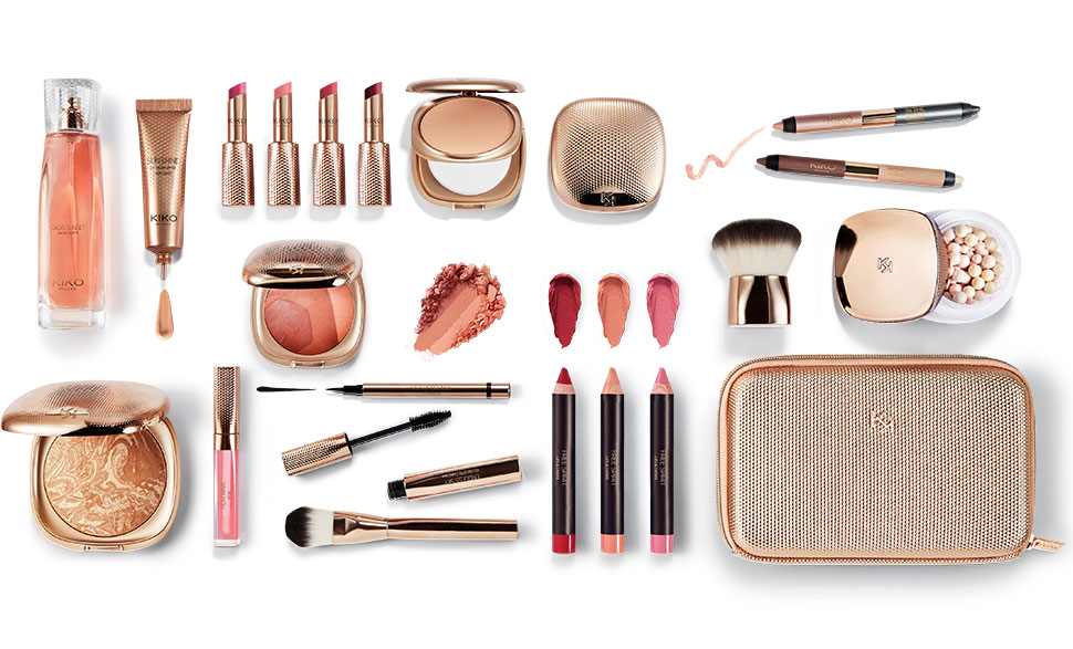 Explore your adventurous side with the new Wanderlust Collection by Kiko Milano