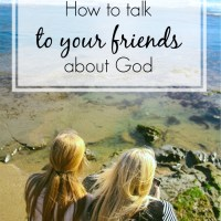 How to Evangelize to Friends