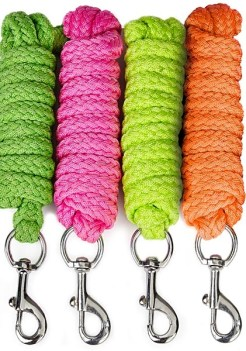 Acrylic Bright Lead Rope