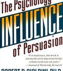 Influence Robert Cialdini pic