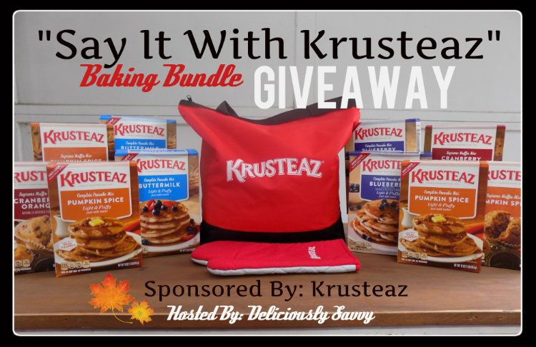 Perfect for Fall Baking {Giveaway}