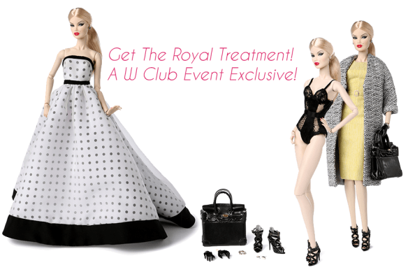 Royal Treatment Veronique Event Exclusive