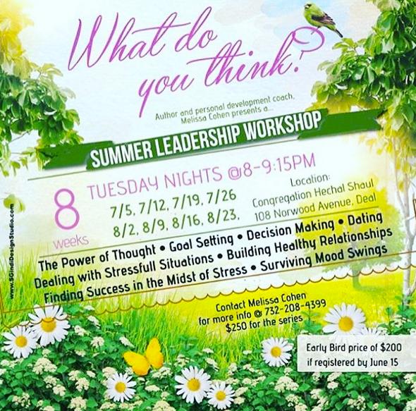 Girls' Leadership Workshop