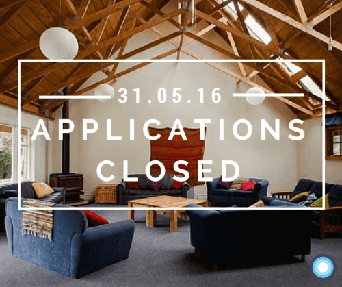 APPLICATIONS CLOSED