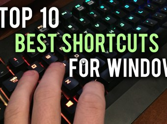 Window Shortcuts That you don't know!!