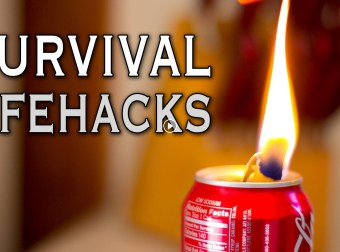 Survival lifehacks that can keep you alive!!
